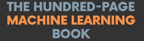 Book Review: The Hundred-Page Machine Learning Book